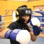 À 15 ans, Mohamed Zeroual a déjà une participation aux championnats d'Europe à son actif.