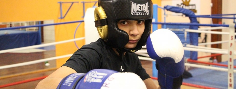 Mohamed, 15 ans, le championnat de France au bout des poings