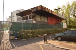 Incendies du théâtre Prémol et des locaux de l'AJA Villeneuve