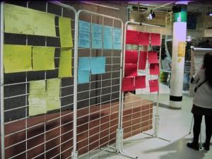 Les habitants ont fait de nombreuses propositions sur la gouvernance des projets de rénovation urbaine. (photo : BB).