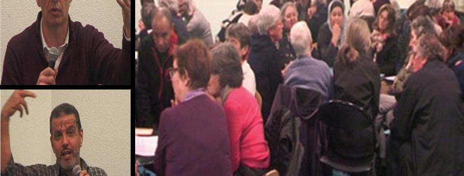 Conférence-débat sur les discriminations, le racisme, l'islamophobie : lisez la retranscription