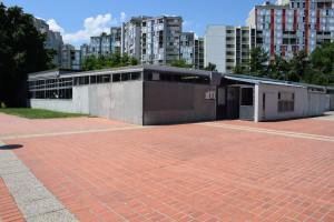 La piscine Iris accueille les scolaires et les associations. (photo : BB).