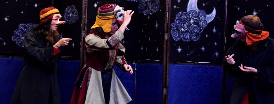 Les jeunes comédiens des Petits Poids s'emparent de Molière