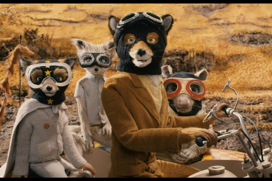 Ciné-Villeneuve présente Fantastic Mr. Fox