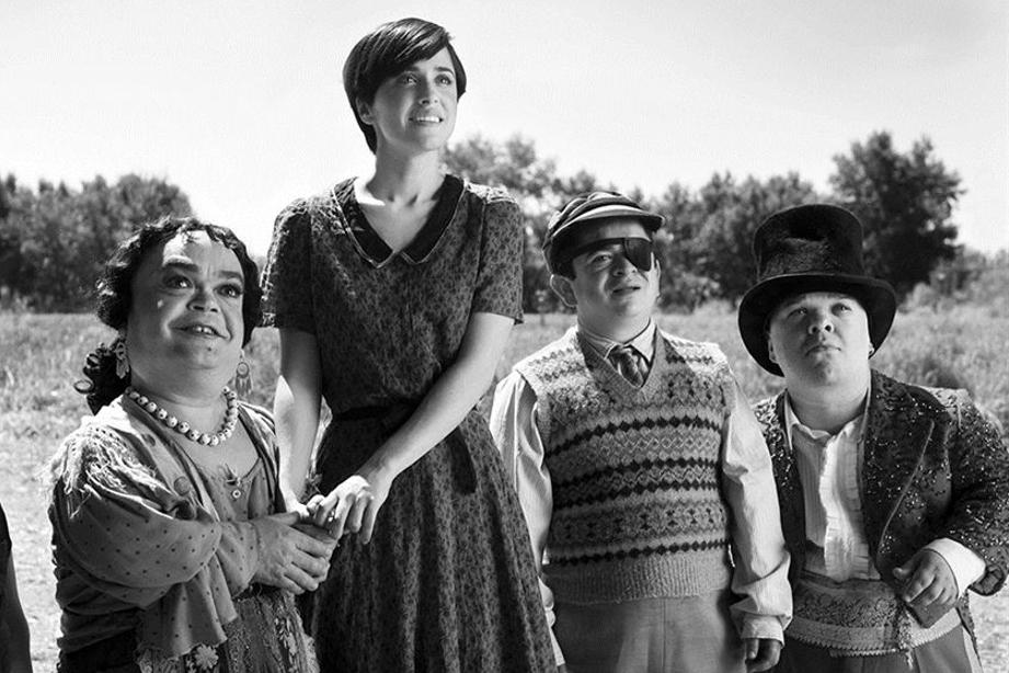 Le film Blancanieves, de Pablo Berger, sera projeté lundi 26 septembre 2016, à 20 heures. (photo : image extraite du film)