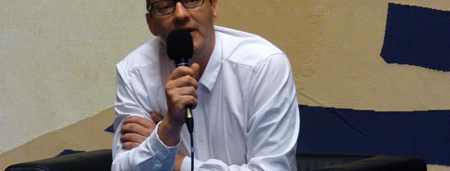 Jean-Marc Mahy, ex-taulard, «éduc'acteur», boxeur