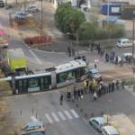 Nouvel accident au carrefour dangereux du tram