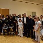 Batu'Capoiera au Brésil en film