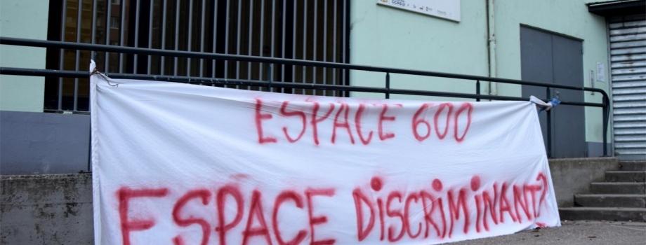 Quelle culture pour l'Espace 600 ?