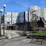 Début de la démolition des parkings silos