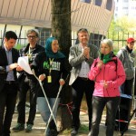 Les résultats de l'Urban cross Grenoble