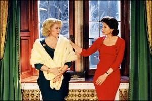 Catherine Deneuve & Fanny Ardant