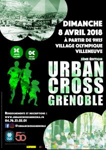 Urban cross Grenoble - Edition 2018