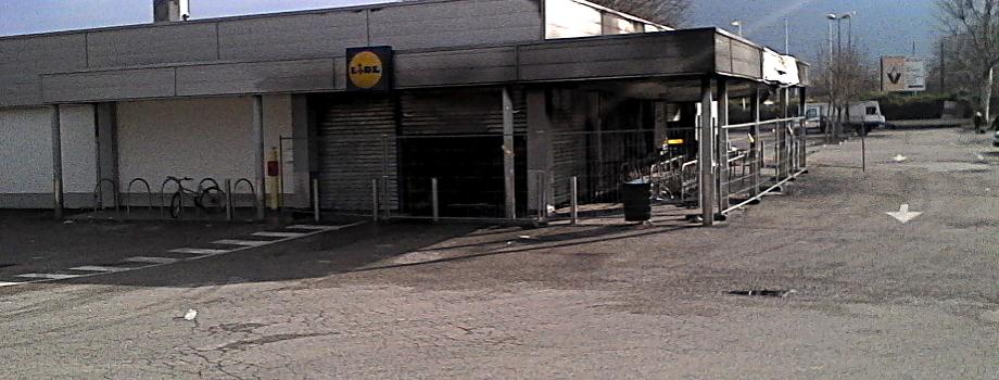 Incendie du magasin Lidl