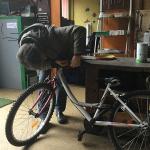 Le vélo, ça s'apprend et ça s'oublie
