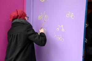 L'atelier Pignon sur roue dépend de l'association Osmose. (photo : Benjamin Bultel, le Crieur de la Villeneuve)