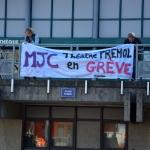 Les salariés de la MJC Prémol en grève
