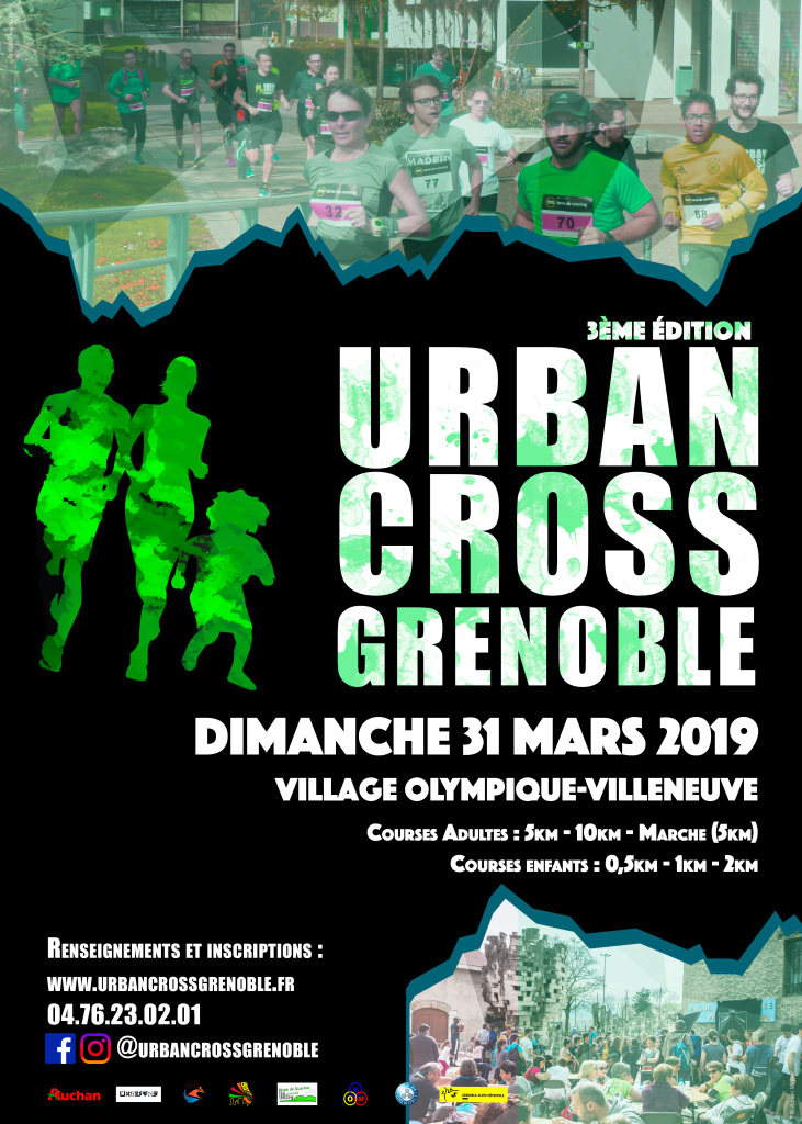 Urban cross, 3e édition