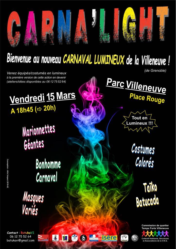 [Carnaval] Atelier de fabrication du bonhomme carnaval @ Local de Kiap
