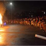 Au carnaval, brûlons nos peurs : les photos