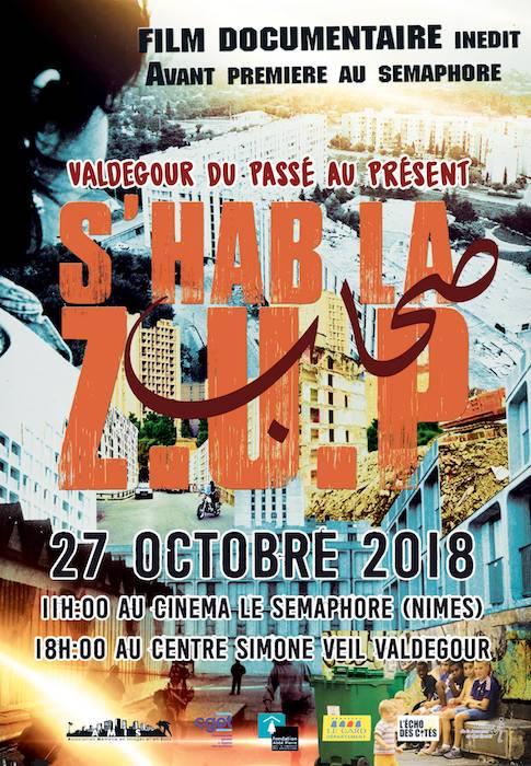 [droit au logement] Projection du film S'hab la ZUP @ Salle 150