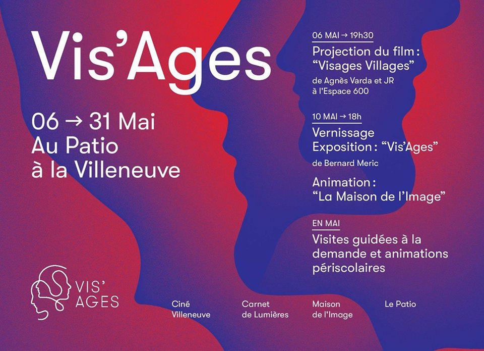 Exposition Vis'Âges @ Le Patio