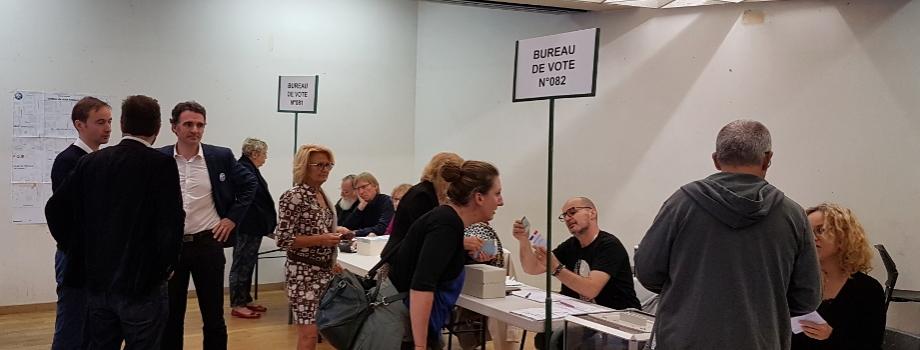 Élections européennes : l'abstention en tête