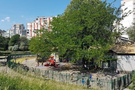 Une cité éducative à Villeneuve