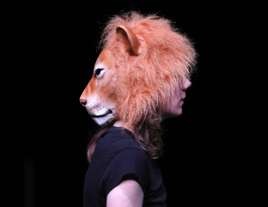 [Espace 600] Diotime et les lions @ Espace 600
