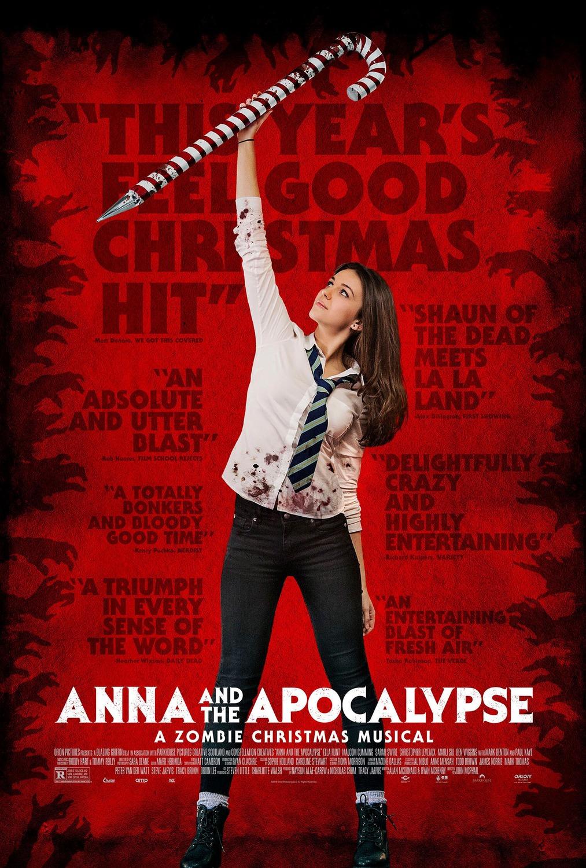 [Cinéma pop-corn] Anna et l'Apocalypse @ Le Barathym