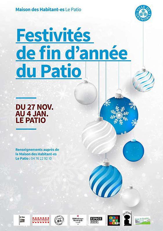 Atelier de Noël @ Bibliothèque Arlequin