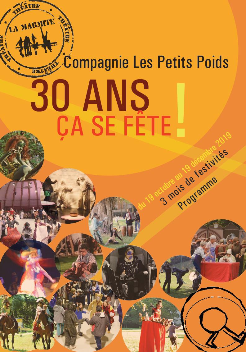 Journée anniversaire des 30 ans des Petits Poids @ Le Patio