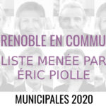 """Grenoble en commun"" : municipales, paroles au quartier."