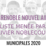 """Grenoble nouvel air"" : municipales, paroles au quartier."