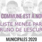 """""""La commune est à nous !"""" : municipales, paroles au quartier."""