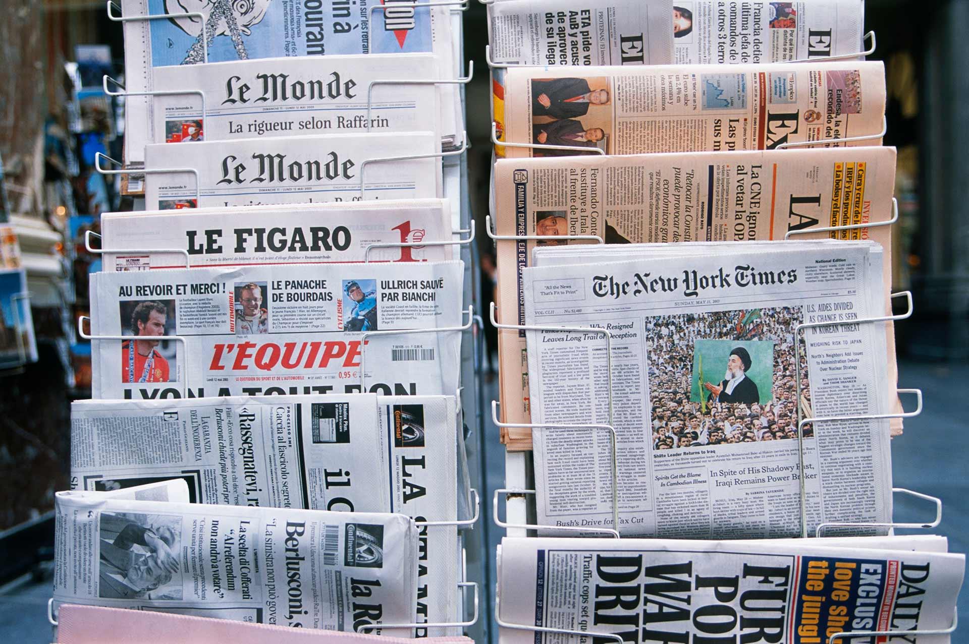 Revue de presse avec Le Crieur et Le Barathym @ Le Barathym
