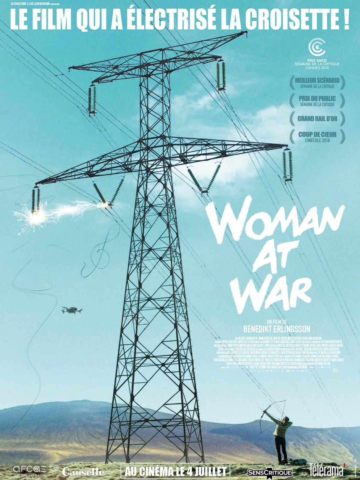 [Ciné-Villeneuve] Woman at War @ Salle polyvalente des Baladins