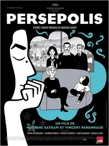[Ciné-Villeneuve] Persepolis @ Salle polyvalente des Baladins