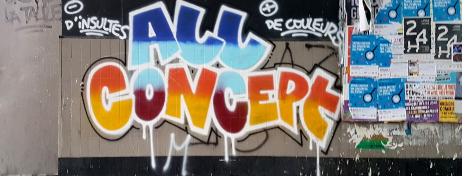 All Concept, gloire à l'art de rue