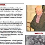 Mort de Léo Richaud, ouvrier et habitant de la Villeneuve