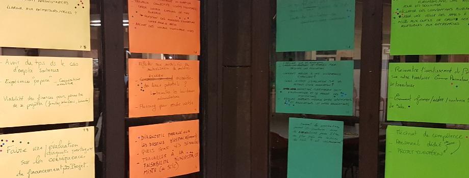 Un séminaire associations – ville de Grenoble pour le secteur 6