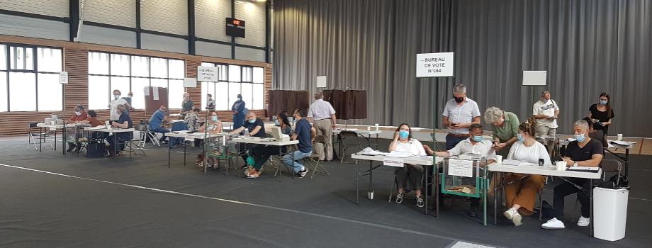 Les élections départementales et régionales largement boudées